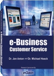 """e-Business Customer Service: """"The Need for Quality Assessment"""" - by Dr. Jon Anton and Dr. Michael Hoeck"""