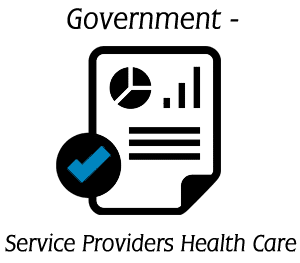 Government - Service Providers, Health Care Industry Benchmark Report