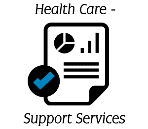 Health Care - Support Services Industry Benchmark Report
